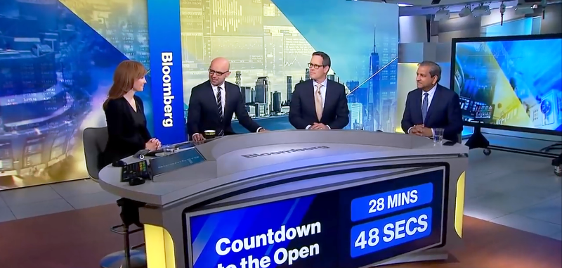 Bloomberg TV live