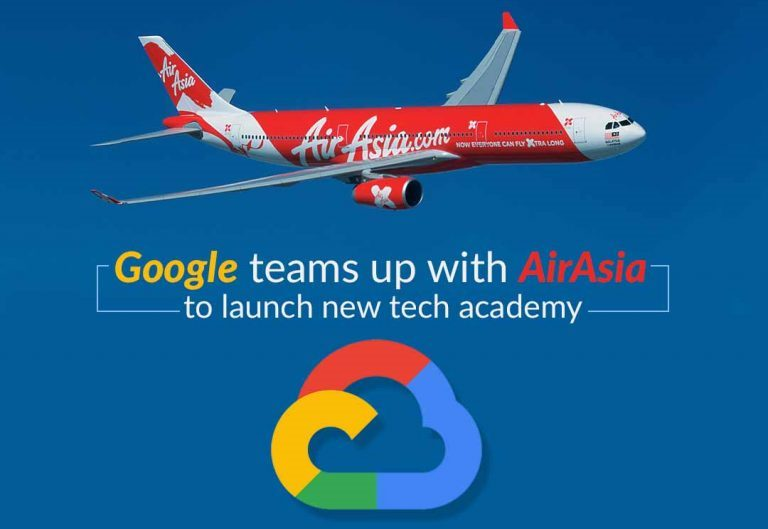 Google teams up with AirAsia