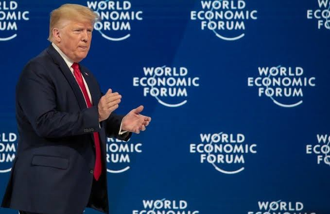 US and EU at the World Economic Forum in Davos