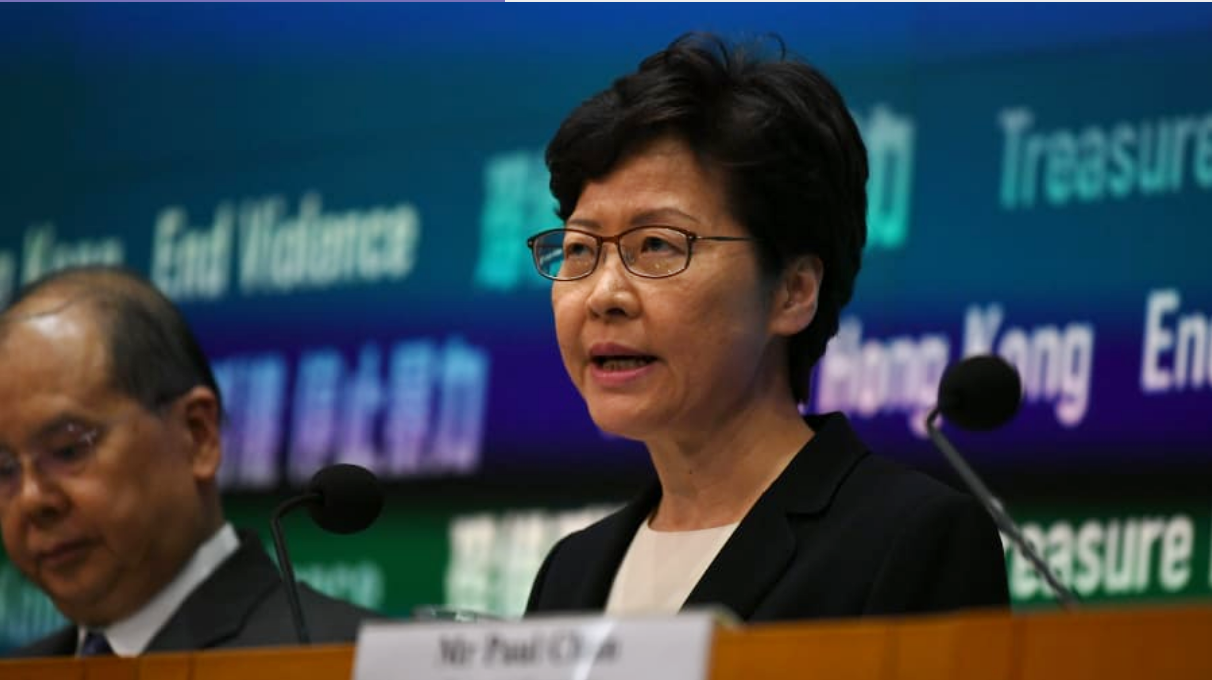 Carrie Lam says Hong Kong is ready to deal with new coronavirus outbreak