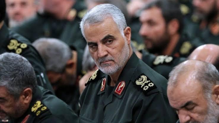 Pentagon confirmed killing a Iranian commander Qasem Soleimani