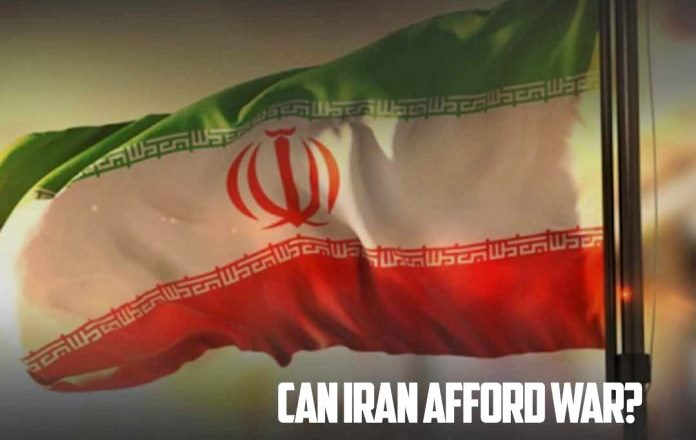 Can Iran afford a war with the U.S.