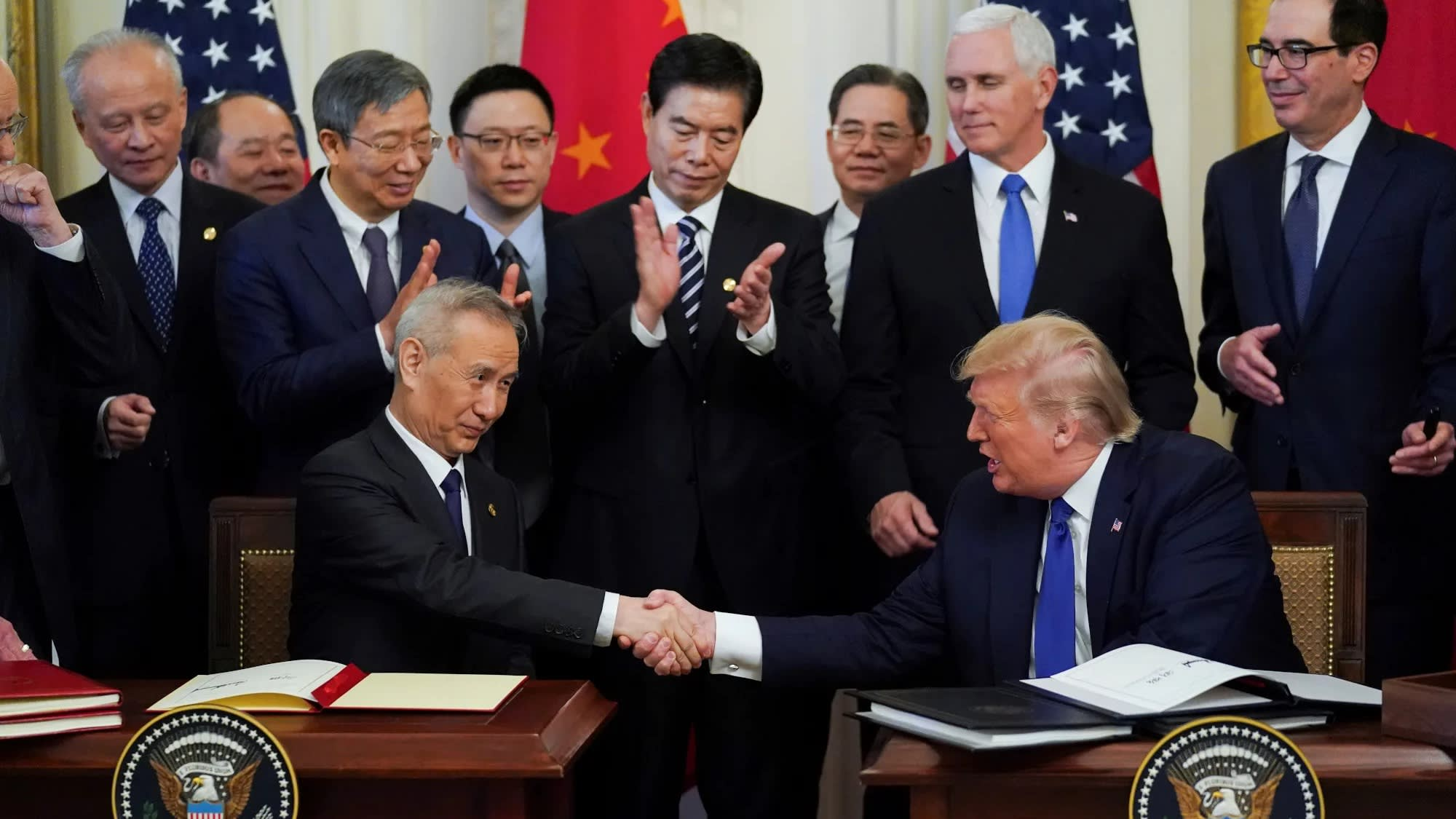 US picked wrong time for its trade deal with China, says experts