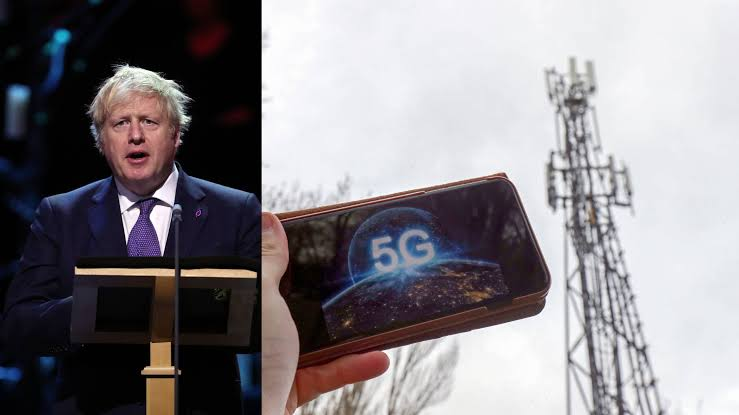 US and UK disagreement over China access to 5G networks