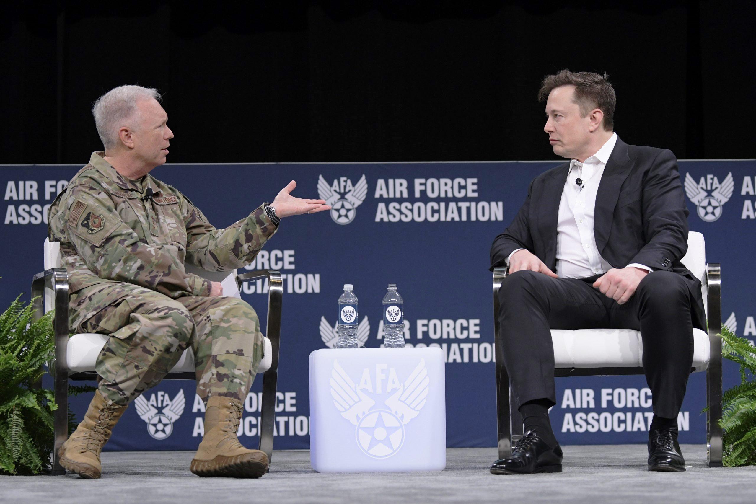 'The fighter jet era has passed', says Elon Musk