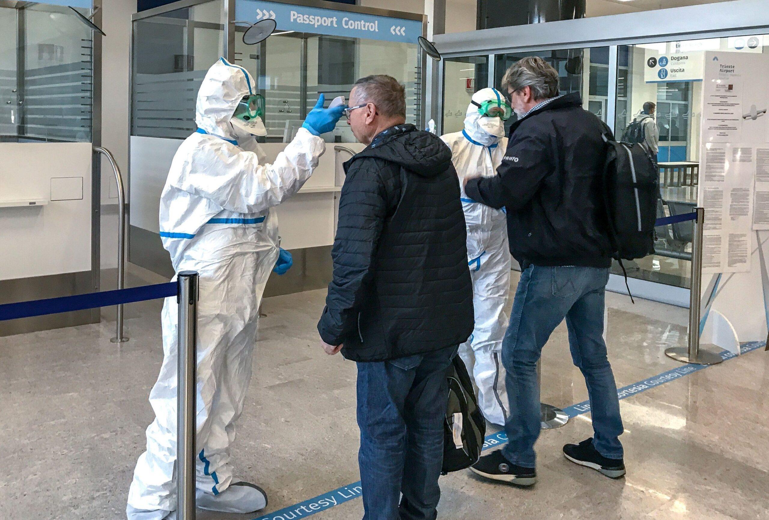 Number of coronavirus cases grow in Europe
